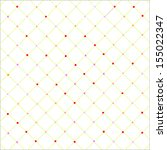 checkered dots diagonal | Shutterstock .eps vector #155022347