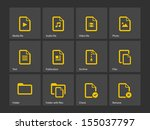 set of files icons. see also...