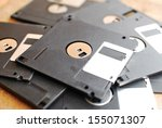 Floppy Disk Magnetic