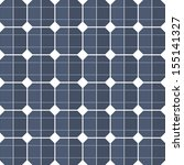 solar panels as a background | Shutterstock .eps vector #155141327