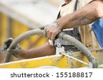 close up photo of hard working... | Shutterstock . vector #155188817