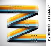 modern design template   can be ... | Shutterstock .eps vector #155322197