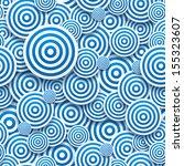 seamless pattern striped... | Shutterstock .eps vector #155323607