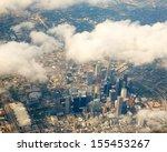 Houston Texas Cityscape View...