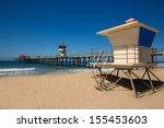 Huntington Beach Pier Surf Cit...