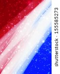 Red White And Blue Sparkle...