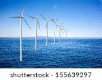 Wind Generators Turbines In Th...