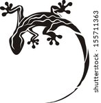 ancient,animal,archaic,backgrounds,black,curve,design,drawing,gecko,icon,iguana,isolated,lizard,outline,reptile