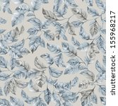classical style pattern... | Shutterstock . vector #155968217
