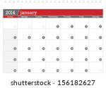 2014,background,calendar,date,day,desk,document,empty,hanging,horizontal,illustration,isolated,january,month,number