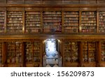 a wonderful library of old... | Shutterstock . vector #156209873