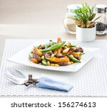 Stir Fried Mixed Vegetables...