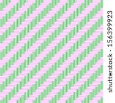 one of thai weaves pattern or... | Shutterstock .eps vector #156399923