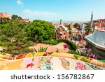 barcelona  spain   july 19 ... | Shutterstock . vector #156782867
