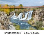 muradiye waterfalls near van... | Shutterstock . vector #156785603