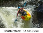 Waterfall Kayak Jump   Sangay...