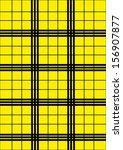 tartan style background. vector | Shutterstock .eps vector #156907877