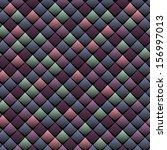 geometric seamless pattern.... | Shutterstock .eps vector #156997013