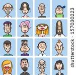 vector illustration of humor...   Shutterstock .eps vector #157030223