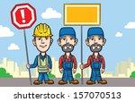 vector illustration of three...   Shutterstock .eps vector #157070513