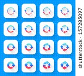 16 arrow icon set 04  gradient...