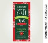 Invitation Merry Christmas...