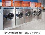 Washing Machines And Empty...