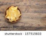 Cheese And Chive Potato Crisp...