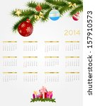 abstract beauty christmas and... | Shutterstock . vector #157910573