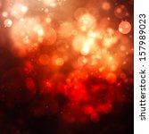 abstract circular bokeh... | Shutterstock . vector #157989023