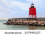 The Charlevoix South Pier Ligh...