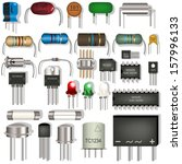 vector electronic components