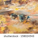 Abstract Background Detail Oil...
