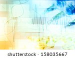 science research as a concept | Shutterstock . vector #158035667