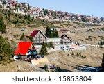 Small photo of ski resort Popova Shapka in Macedonia