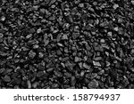 Coal Mineral Black Cube Stone...
