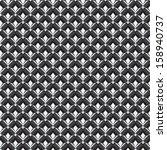 geometric seamless pattern.... | Shutterstock .eps vector #158940737