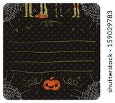 Happy Halloween Postcard...