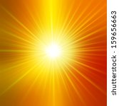 summer background with a... | Shutterstock . vector #159656663