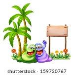 illustration of the two... | Shutterstock .eps vector #159720767