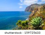Cabo Girao Cliff Beach Ocean...