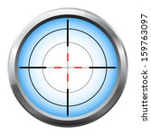 sniper scope cross hairs | Shutterstock .eps vector #159763097