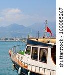 boat fleet at the port | Shutterstock . vector #160085267