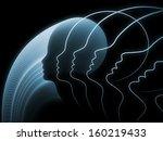 geometry of soul series.... | Shutterstock . vector #160219433
