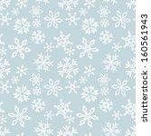 seamless vector pattern of... | Shutterstock .eps vector #160561943