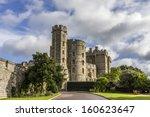 Windsor Castle Near London  Uk