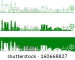 city | Shutterstock .eps vector #160668827