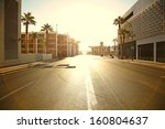 morning light las vegas | Shutterstock . vector #160804637