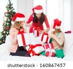 christmas  x mas  winter ...   Shutterstock . vector #160867457