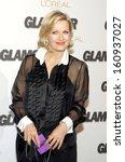 Diane Sawyer At Glamour...